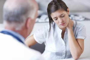 indemnización esguince cervical en accidentes